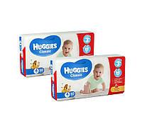 Подгузники Huggies Classic 4 (7-18кг), 100 шт. (543148)