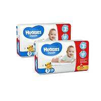 Подгузники Huggies Classic 3 (4-9 кг), 116 шт. (543110)
