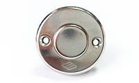Кнопка для эл.механического замка Cisa 12011 хром (Италия)