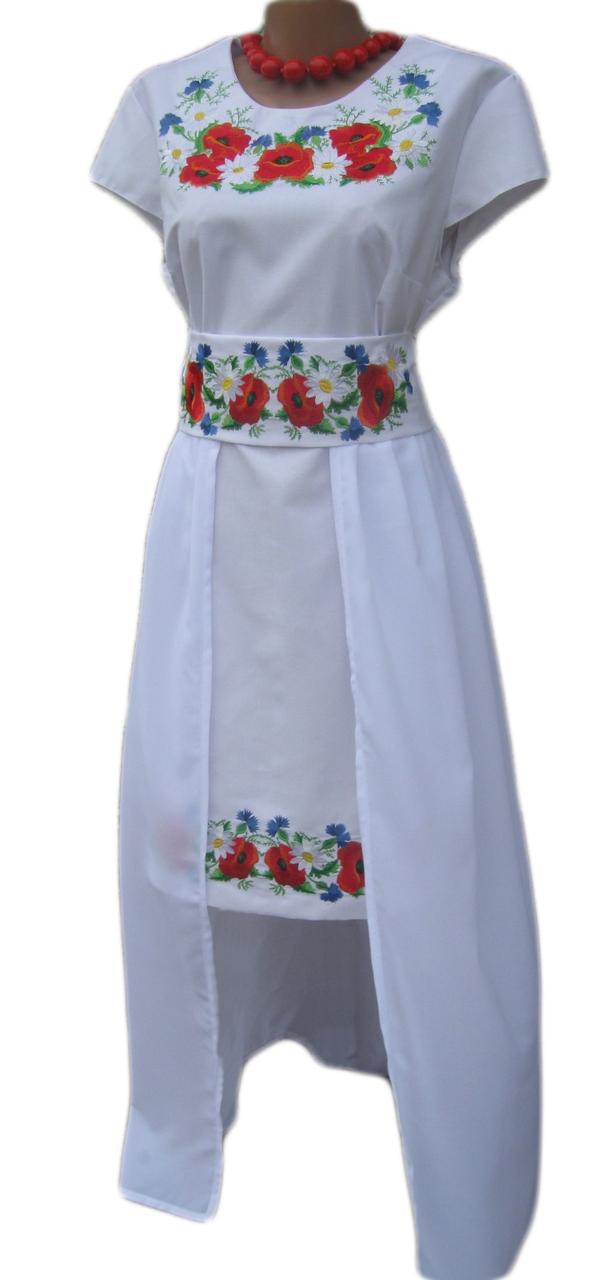 """Жіноче вишите плаття """"Кейв"""" (Женское вышитое платье """"Кейв"""") KD-0002"""
