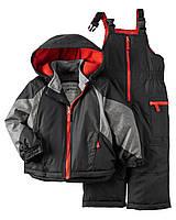Детский зимний костюм куртка и полукомбинезон Картерс для мальчика