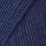 Пряжа Yarnart Super Merino 148 ( Супер Мерино) темно-синий