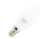 Светодиодная лампа Biom  C37 7W E14 3000К матовая, фото 1