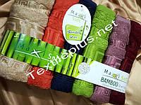 Лицевые полотенца бамбук 6шт Cestepe Турция