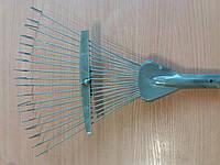 Грабли веерные раздвижные 18 зубьев