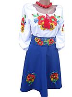"""Жіноче вишите плаття """"Неворі"""" (Женское вышитое платье """"Невори"""") KD-0005"""