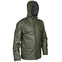 Куртка для охоты легкая Glenarm 300 Solognac мужская, зеленая