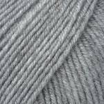 Пряжа Yarnart Super Merino 195 ( Супер Мерино) серый