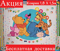 Коврик Babypol Любимые герои Оригинал