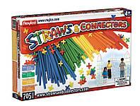 Roylco. Развивающий конструктор Straws and Connectors 705 эл., 4+ (R6090)