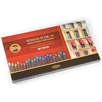 Мел-пастель Koh-i-Noor TOISON D'OR 8516 48 цветов