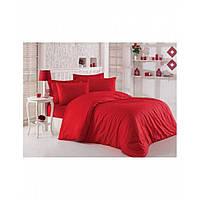 Комплект постельного белья Cotton Box Saten fashion kirmizi two