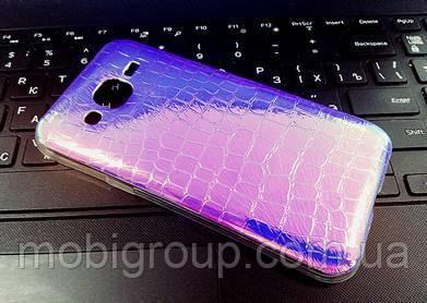 """Силиконовый чехол """"Хамелеон"""" для Samsung J2"""