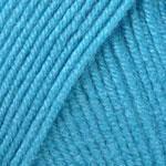 Пряжа Yarnart Super Merino 235 ( Супер Мерино) морская волна