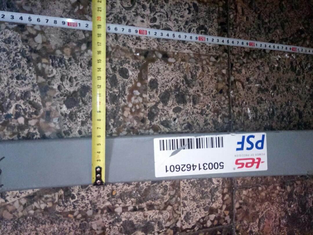 Коренной лист 2х POLAND лист. ресс. Е3 (1,9-0,9см\6см\138см) 5003146260119 Z/T