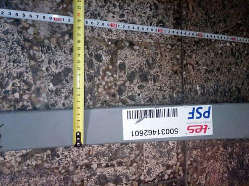 Коренной лист 2х POLAND лист. ресс. Е3 (1,9-0,9см\6см\138см) 5003146260119 Z/T, фото 2
