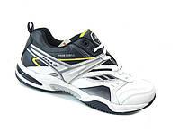 Светлые кожаные кроссовки Bona. Размеры 36-41