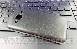 """Силиконовый чехол """"Питон"""" для Samsung J2"""