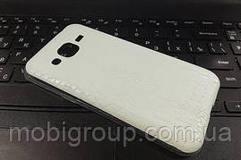 """Силиконовый чехол """"Крокодил"""" для Samsung J2"""
