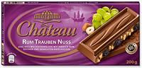 Chateau шоколад Rum Trauben Nuss 200 гр.Германия