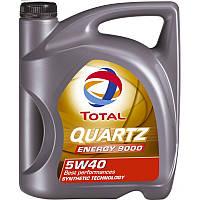 Олива моторна TOTAL QUARTZ 9000 Energy 5W40 4л.