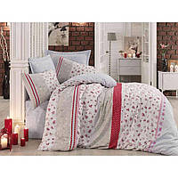 Комплект постельного белья Cotton Box Mode line pia mavi