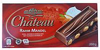 Chateau молочный шоколад с цельными миндальными орехами Rahm Mandel (200 гр)Германия