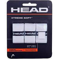 Head Xtreme Soft Tennis Racket Overgrip - White