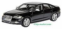 Коллекционная машинка Audi A6, фото 1