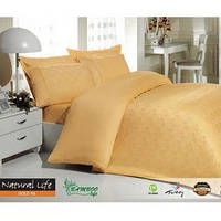 Mariposa Deluxe Tencel бамбук-жаккард 160x220 Natural Life gold V6