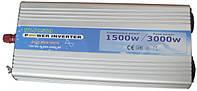 Инвертор напряжения 12-220 Вольт 1500Вт NV-P чистая синусоида