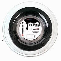 TECNIFIBRE Black Code Tennis String 200 m Reel - Black