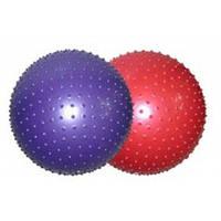 Мяч №60-900МР PVC-шипами Масажний