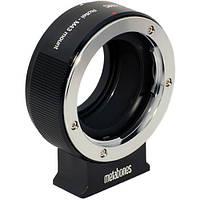 Metabones Rollie QBM Mount Lens to Micro Four Thirds Lens Mount Adapter (Black) (MB_ROLLEI-M43-BM1)