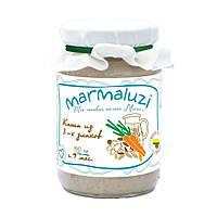 Marmaluzi. Каша-пюре из 3-х злаков, 190г (140049)