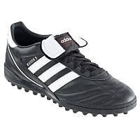 Кроссовки для футбола Kaiser 5 Team Turfy Adidas мужские, черные fde4b94afd8