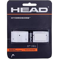 Head Hydrosorb Tennis Racket Grip - White
