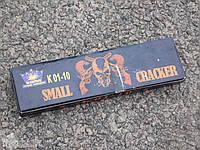 Петарди K01-10 ( міні динаміт з фителем) 10 шт в пачці, фото 1