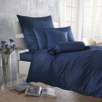 Постельное белье Lodex 2шт(160x220) Black Iris / темно-синий Lodex