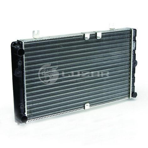 Радиатор охлаждения основной Калина 1117-1119, Лузар