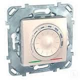 Терморегулятор для теплого пола сл.кость Schneider Electric - Unica (Шнейдер Электрик Уника mgu3.503.25), фото 1