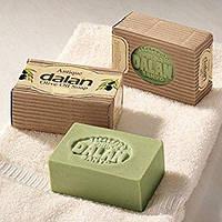 Натуральное оливковое мыло Antique 170 г, Dalan d'Olive