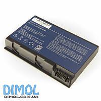Аккумуляторная батарея для Acer Aspire 3100 TravelMate 290 4650 series 5200mAh 11.1V