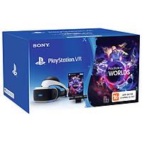 Sony Playstation VR + Playstation Camera V2 + VR Worlds