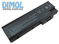 Аккумуляторная батарея для Acer Aspire 1410 Extensa 2300 3000 4100 series 5200mAh 14.8 v