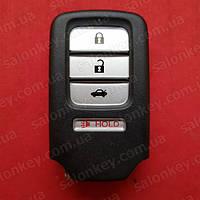Ключ Honda Accord / Civic 13-15г USA 313,8Mhz ID47 Hitag 3