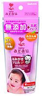 "Arau.  ""Arau Baby"" Зубная паста-гель для малышей 35г  (4973512257858)"
