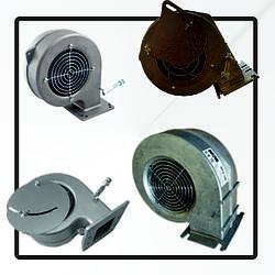 Вентиляторы, турбины для твердотопливных котлов