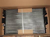 Радиатор  воды Iveco Daily 02-06 патрубки с одной стороны 650*456*32, фото 1