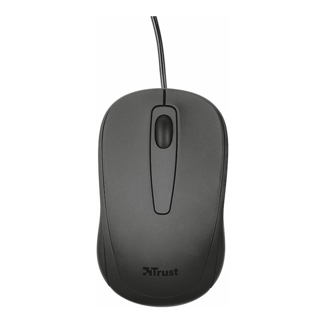 Компьютерная мышь Ziva Optical Compact mouse Black